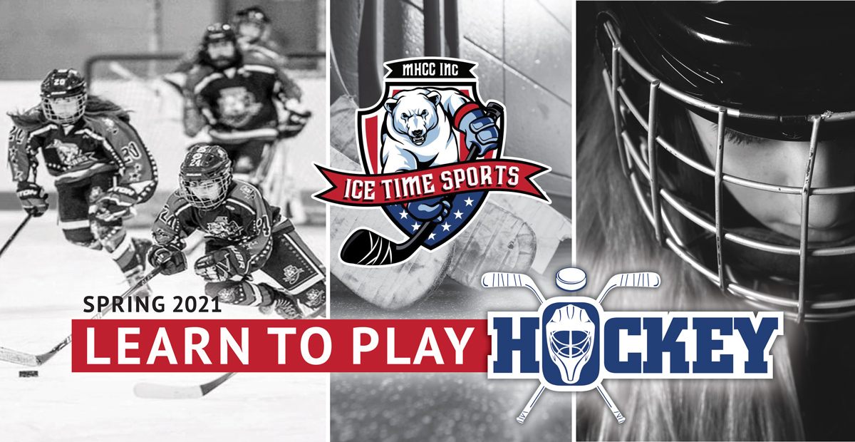 Learn to Play Hockey – April 7 – May 26