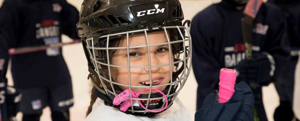 Junior Rangers Girls Hockey League