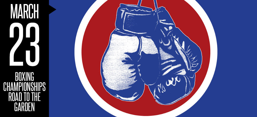 Boxing Championships - Road to the Garden