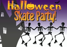 Halloween Skate Party