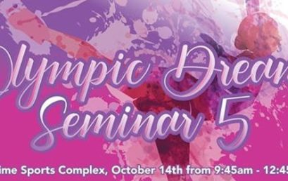 Olympic Dream Seminar 5