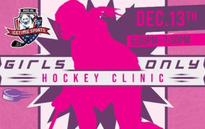 Girls Only Hockey Clinic