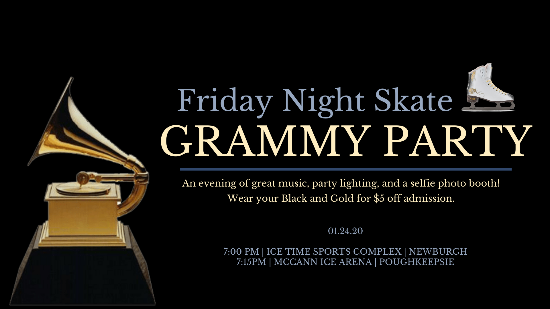 Grammy Party Skate