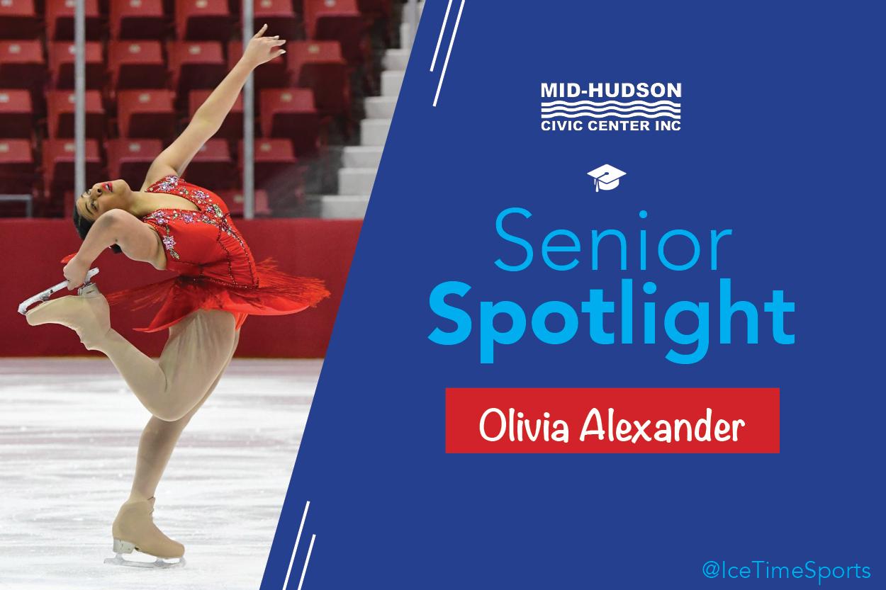 Senior Spotlight- Olivia Alexander