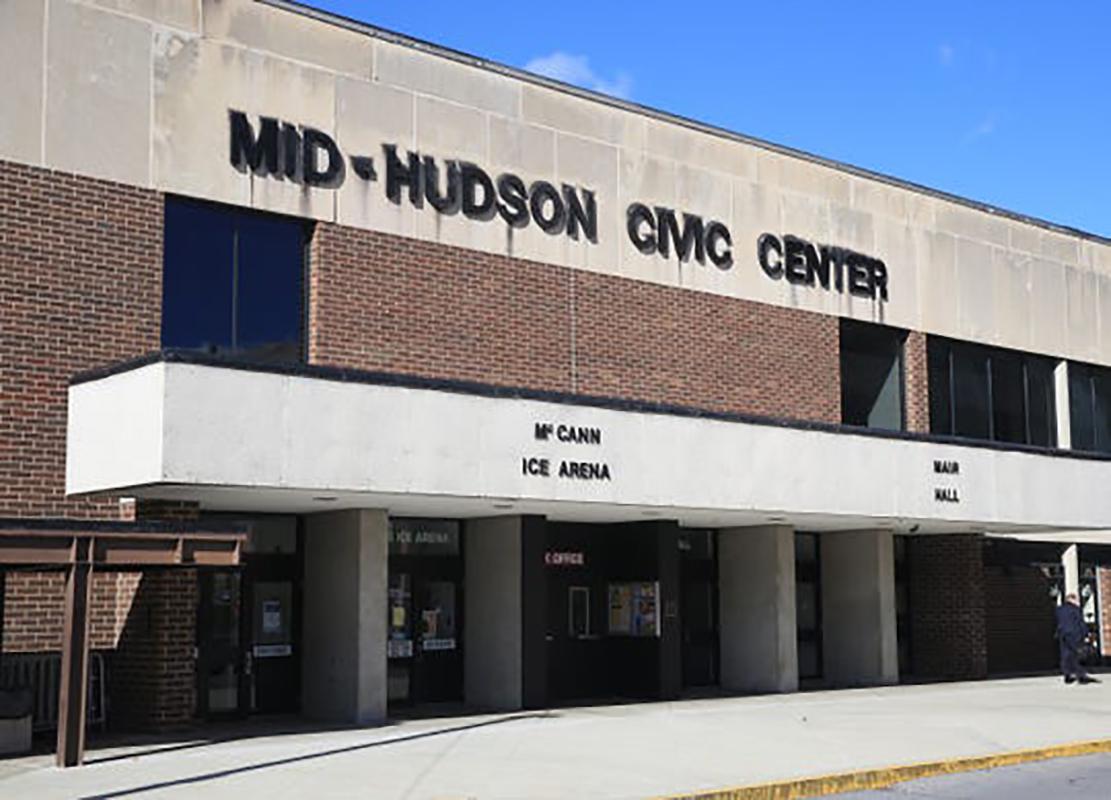 Mid-Hudson Civic Center Front