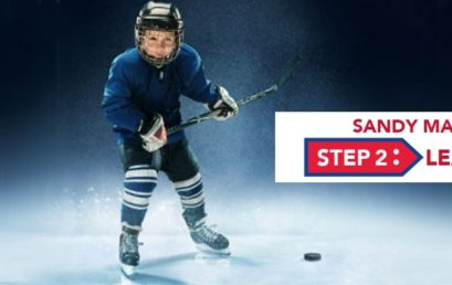 LEARN TO PLAY ICE HOCKEY!