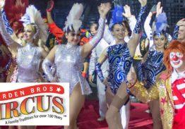 Garden Bros Circus- Postponed (Date TBD)
