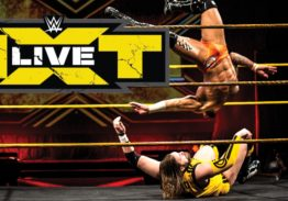 WWE Presents NXT Live! (Cancelled)