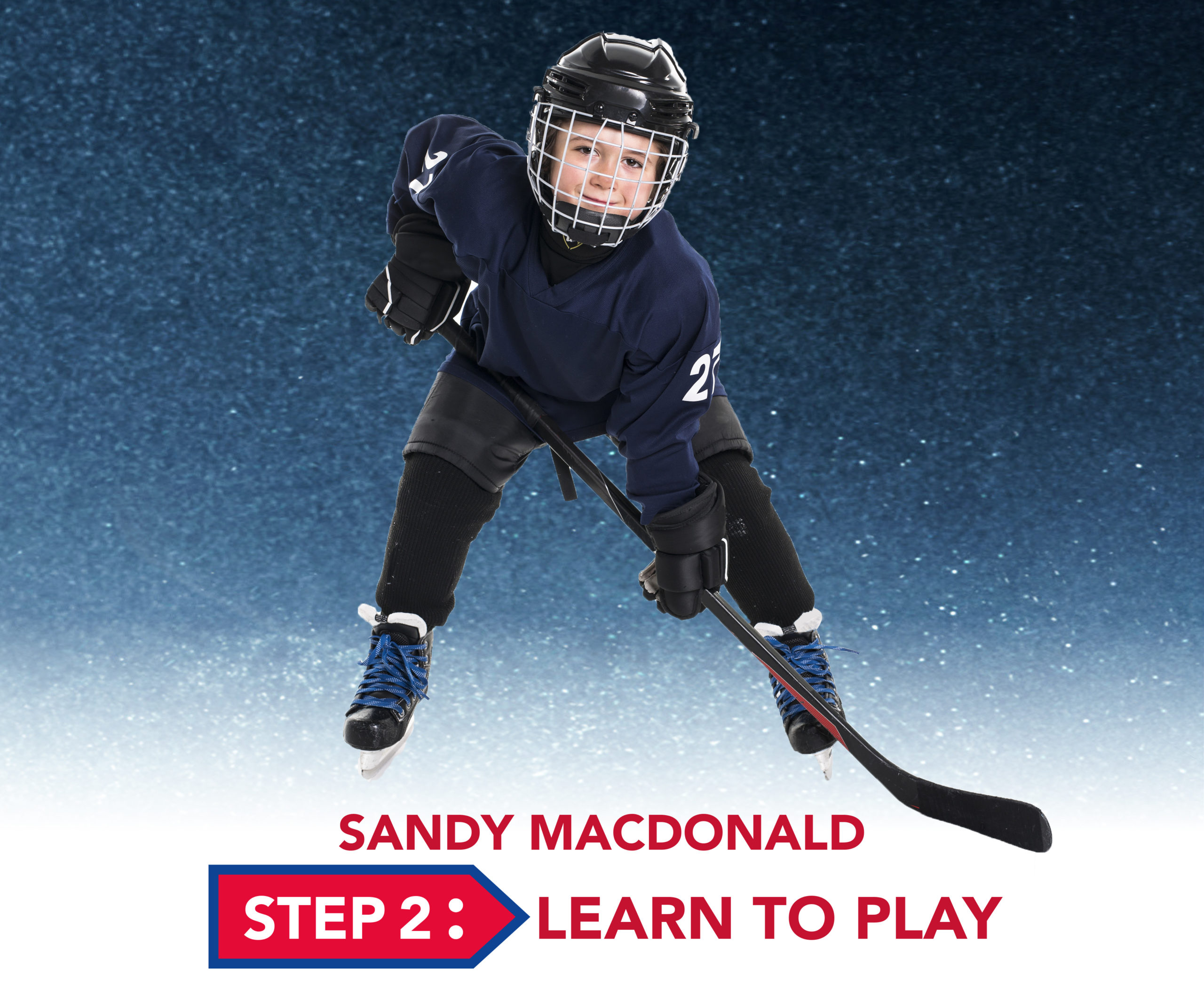 Sandy MacDonald Step 2: Learn to Play