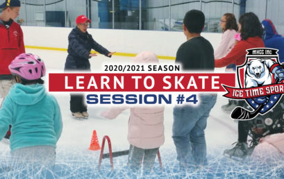 Learn to Skate – Session #4